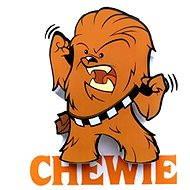 3D Mini světlo Star Wars Chewie - Osvětlení do dětského pokoje