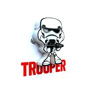 3D Mini svetlo Star Wars Storm Trooper
