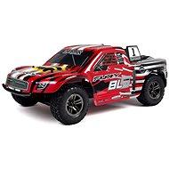 Arrma Fury 2WD BLS červené - RC model