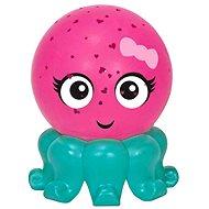 Zářící chobotnička - Čiperka růžová - Svítící figurka