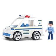 Igráček Handy - Polizeiwagen mit Polizisten - Spielset
