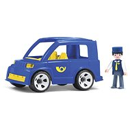 IGRÁČEK Multigo - Poštovní auto s pošťákem - Herní set