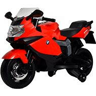 Electric motorbike BMW K1300 red
