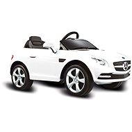 Electric car Mercedes SLK White