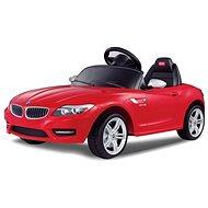 Electric car BMW Z4 red