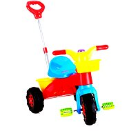 Toys Buddy tricycle with push bar