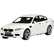 BRC 14 020 BMW M5 bílé - RC model
