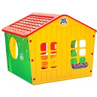 Village playhouse red