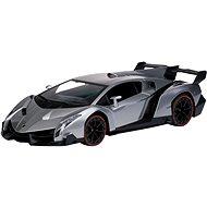BRC 14031 Lamborghini Veneno strieborné - RC model