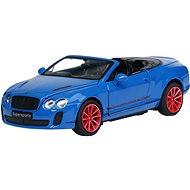 BRC 24240 Bentley GT blue - RC Model