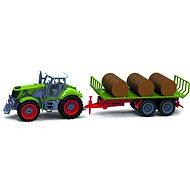 BRC 28622 Farm Traktor s vlekem - RC model