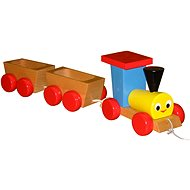 Pulling train with wagons - Play Set