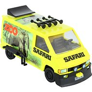 Monti System 37 - ZOO / Safari-Renault Trafic 1:35