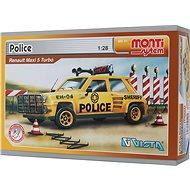Monti system 41 - Police-Renault Maxi 5 1:28 - Stavebnica