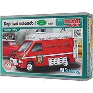 Monti system 45 - Fire Brigade-Renault Trafic 1:35 - Stavebnica