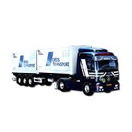 Monti system 59 - DFDS Transport Actros L-MB 1:48 - Stavebnice