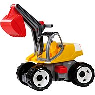 Lena Excavators with plastic wheels