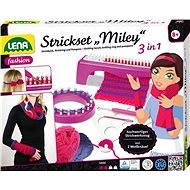 Lena Knitting Tisch Miley 3v1 - Kreativset