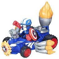 Avengers - Captain America Hero Mashers