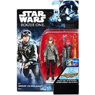 "Star Wars 3.75 ""Figurine - Sergeant Jyn Ersoy"