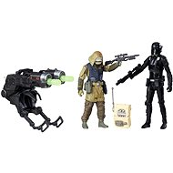 "Star Wars 3.75 ""Figurine Pack 2 - Rebel Commando Pao und dem Imperial Trooper Tod - Spielset"