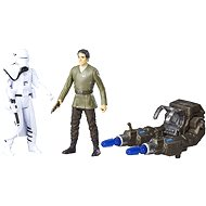"Star Wars 3.75"" Figurka 2 pack – Snowtrooper Officer a Poe Dameron - Herní set"