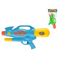 Water gun with pump