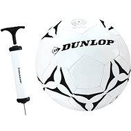 Dunlop Fotbalový míč s pumpičkou - Fotbalový míč