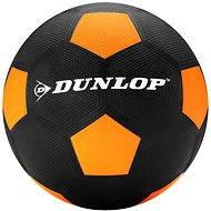 Dunlop Fotbalový míč oranžový