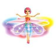 Glowing flying deluxe fairy