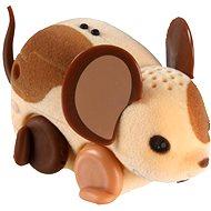 Little Live Pets - Myška hnědá Mlsal