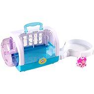 Little Live Pets - Myší domček s ružovou myškou