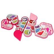 Hello Kitty - Šperkovnice Velké srdce - Herní set
