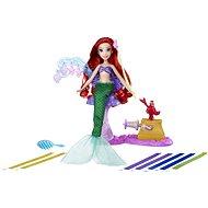 Disney Princess - Ariel Doll with extra long hair - Doll
