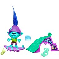 Trolls - Branch's skate'n Skitter with accessories