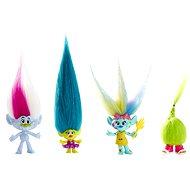 Trollovia - Postavička Multipack Wild Hair Pack