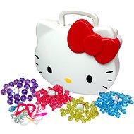 Hello Kitty - Šperkovnice v kufříku - Herní set