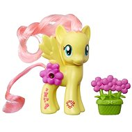 My Little Pony - Fluttershy with a magical window