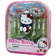 Hello Kitty - čajová sada v batůžku - Herní set