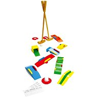 Dřevěný minigolf - Hra