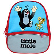 Bino A small backpack with a mole