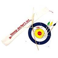 Lukostřelecká sada s přísavkama - Herní set