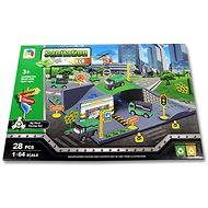 Parking Recycling Center - Play Set