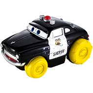 Mattel Cars - Sheriff bath - Water Toy