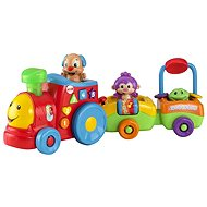 Fisher-Price - Dog train SK - Didactic Toy