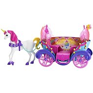 Mattel Barbie - Rainbow carriage with Princess