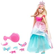 Mattel Barbie Endless Hair Kingdom - Puppe