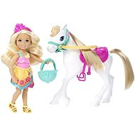 Mattel Barbie - Chelsea and the pony