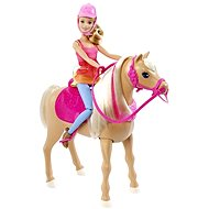Mattel Barbie - Doll and dancing horse