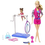 Mattel Barbie - Gymnastik-Trainer